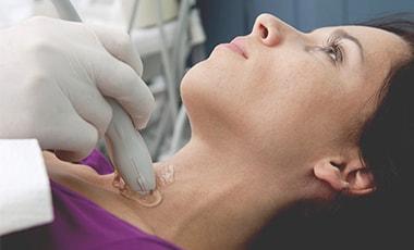 УЗИ щитовидной железы в Истре